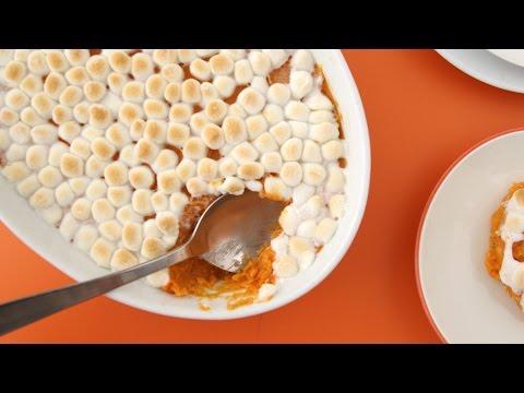 Sweet Potato Casserole – Everyday Food with Sarah Carey