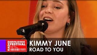 Radio Bevrijdingsfestival 2021 - Kimmy June -  Road to You
