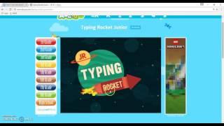 Keyboarding Games on ABCya.com!