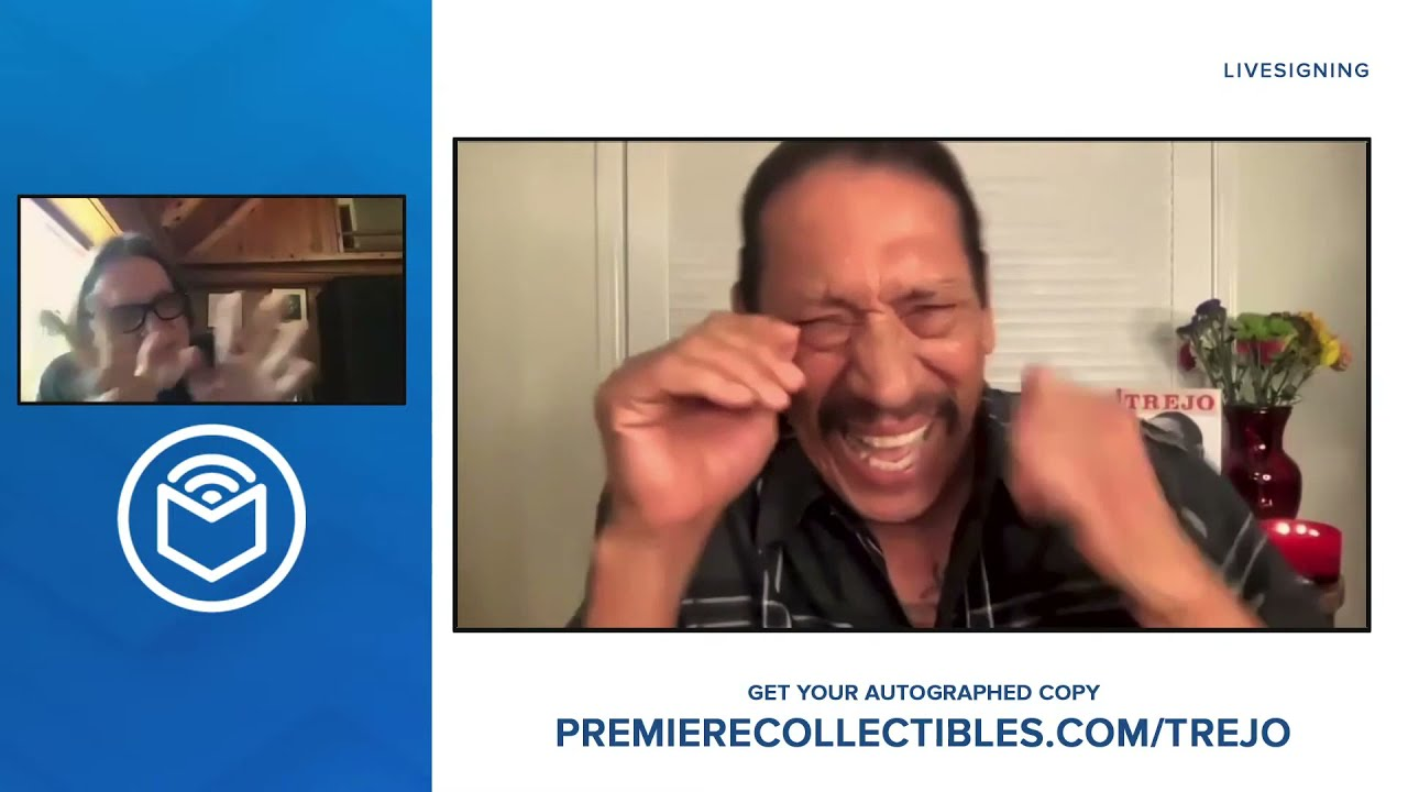 Trejo: My Life of Crime, Redemption, and Hollywood by Danny Trejo