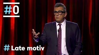 Late Motiv: La Loca Noche De 'Buenafuente, El Reencuentro'   Monólogo #Late Motiv167 | #0