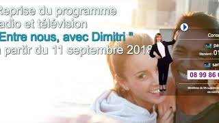 Replay voyance gratuite du 29 OCTOBRE 2019 - DimitridAlfange.tv