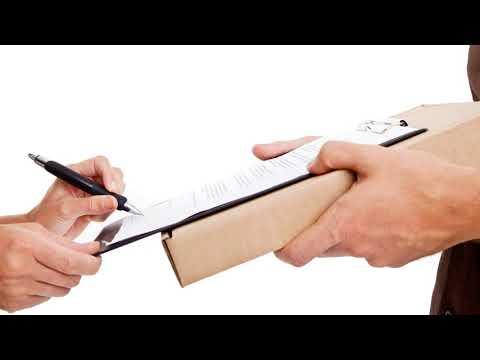 Как отправить документы в другой город быстро, по почте, курьером, срочно