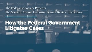 Click to play: How the Federal Government Litigates Cases