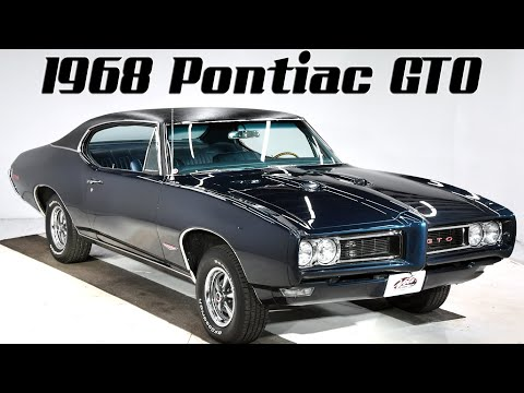 Video of Classic '68 GTO - $47,998.00 Offered by Volo Auto Museum - Q2W4
