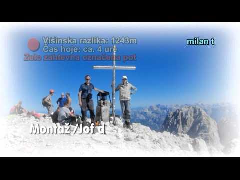 Montaž /Jof di Montaso/ (2753m)
