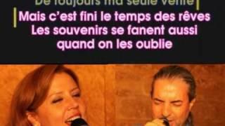Paroles, paroles - Dalida et Alain Delon