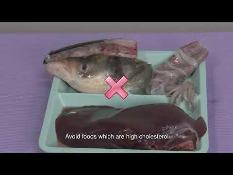 影片:Food nutrition and diet control