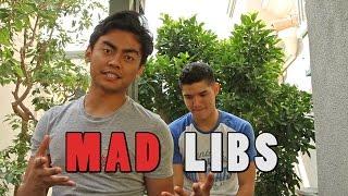 MAD LIBS 2015