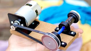 2 Amazing Ideas From DC Motor