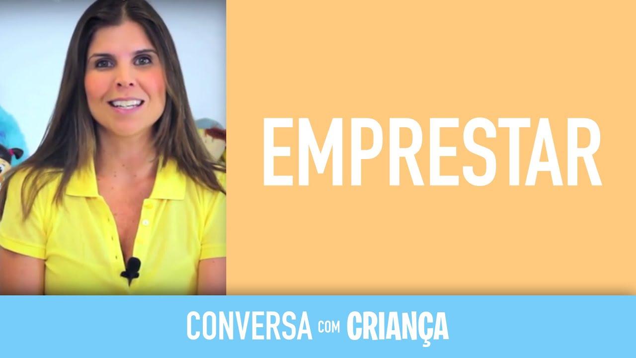 Emprestar | Conversa com Criança