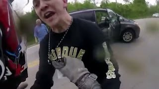 Crazy Angry People Vs Bikers | EXTREME Rage Moments