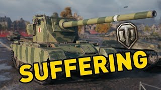 World of Tanks ||  SUFFERING!