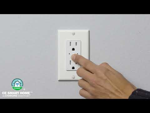 Video for CE Smart Home White Smart Outlets