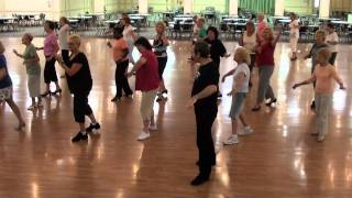 CABALLERO Line Dance (Demo & Teach) with Choreographer and his Kings Point Delray Beach Class.m2ts