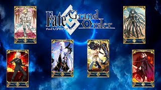 FateGrandOrder|UpcomingLimitedServantsForTheRestOf2018!