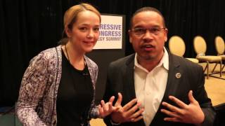 We Ask Keith Ellison: Why Should You Be DNC Chair Over Tom Perez?