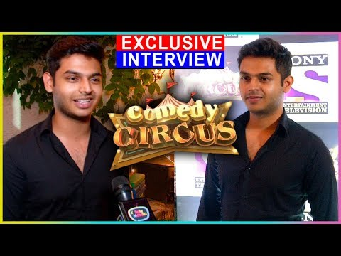 Siddharth Sagar EXCLUSIVE INTERVIEW | Comedy Circu