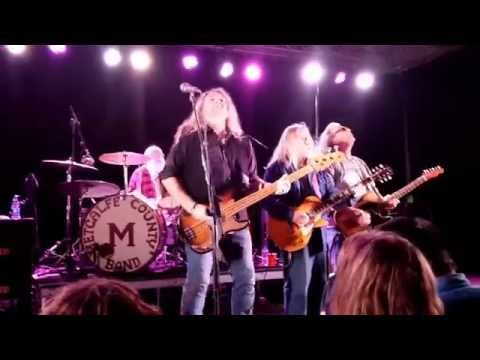 The Awesome Kentucky Headhunters at the Swift County Fair in 2015