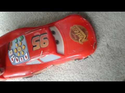 Cars Fast Talking Lightning McQueen Review