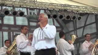 Kapelle Stribrnanka -/- U našeho mlýna - In unserer Mühle Polka mit Gesang: