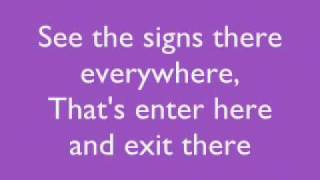 See The Signs - Chris Brown ft. Elmo + Lyrics !