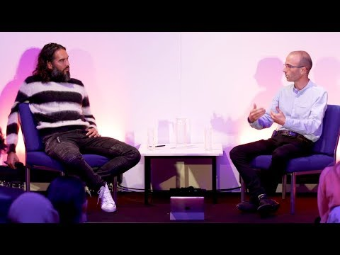 The Future of Education - Yuval Noah Harari & Russell Brand - Penguin Talks