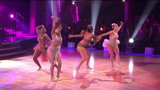 Annie Lennox - Little Bird  :Dancing With The Stars 11/16/2010 HD