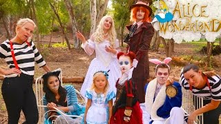 ALICE IN WONDERLAND HALLOWEEN SPECIAL!