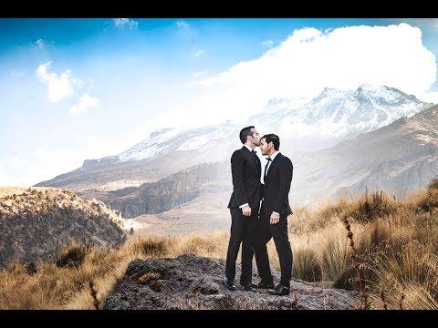 Fotografías de Boda Gay en Playa de Noé Ariza