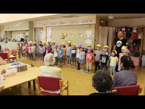 平成29年度 みなみ保育園 ふれあいコープ訪問(5月)