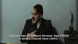 Hitler Finds Out Gary Coleman Died
