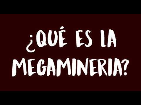 #AndalgaláResiste La megaminería no tiene licencia social