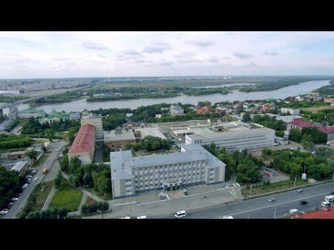 Видеопоздравление выпускникам СибАДИ депутата ГД РФ О.Н. Смолина