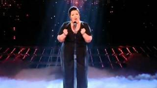 Mary Byrne Sings You Don't Have To Say You Love Me   The X Factor Live Show 2 (Full Version)