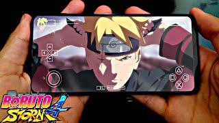 naruto ultimate ninja storm 4 ppsspp - Kênh video giải trí