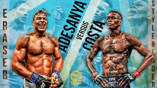 """Adesanya vs Costa Extended Promo 