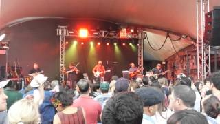Trampled by Turtles - It's a War (Stubbs - Austin, TX - 4/30/14)