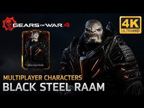 Gears of War 4 Multiplayer Gameplay - \