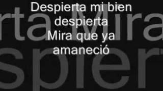 Feliz Cumple  ♫ ♪ ♪ ♫  Las Mañanitas  Con Letra   Fernandez Vicente  ♫ ♪ ♪ ♫