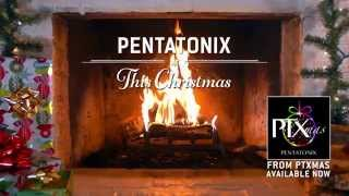 [Yule Log Audio] This Christmas - Pentatonix
