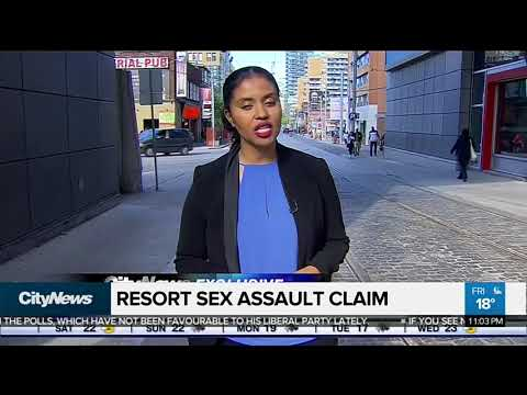 Woman alleges sexual assault at Dominican resort