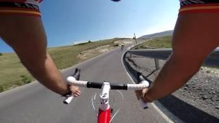 preview picture of video 'Descenso Valdelinares (Aramón ski) - Valdelinares (pueblo)'