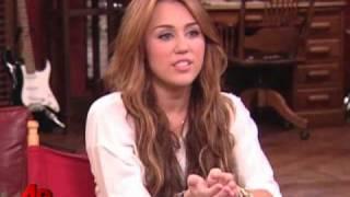 Interview Associated Press - Hannah Montana Forever - Juillet 2010