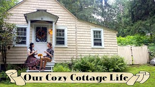 OUR COZY COTTAGE LIFE | Slow Living Through the Seasons