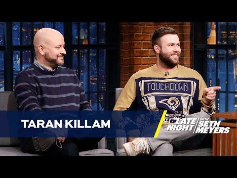 Taran Killam Had His First Hamilton Rehearsal