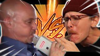 INCREDIBLE! Man CHEATS a BREATHALYZER test!!