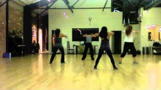 """Scars"" by Basement Jaxx ft. Kelis, Meleka & Chipmunk (Choreo by Cynthia Norton)"