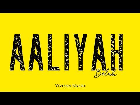 Aaliyah - BELAH (Lyrics Video & Untertitel)