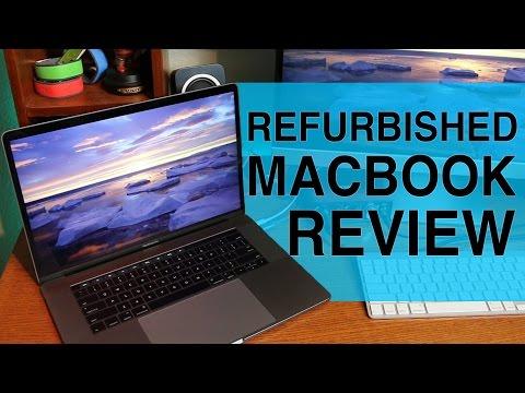 Refurbished 2016 MacBook Pro Review